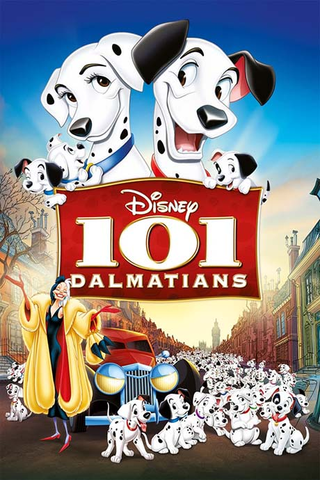 101 Chú Chó Đóm