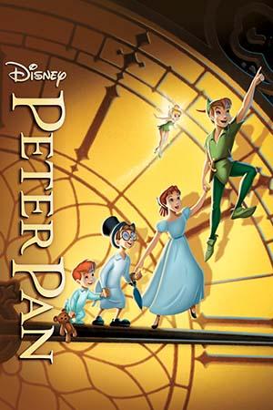 Cậu Bé Bay - Peter Pan