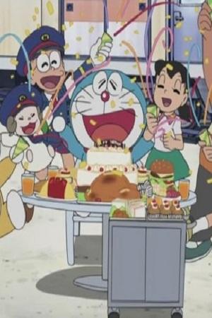 Doraemon: Nobita và Kẻ Săn Tàu Bí Ẩn - Nobita Express and the Mystery of the Train Hunter