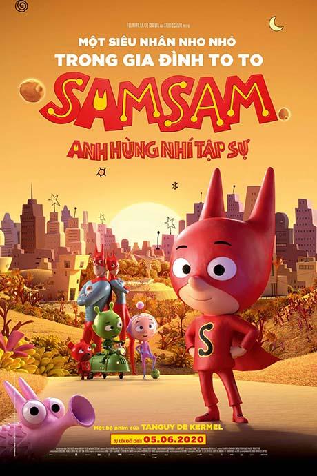 SamSam: Anh Hùng Nhí Tập Sự